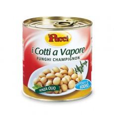 funghi-champignon-al-vapore